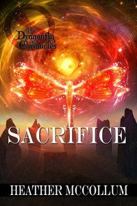 The 5th and Final Book in The Dragonfly Chronicles! Four sisters & one dark brother.  What can win over ultimate evil?