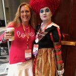 Breakfast with the Queen of Hearts at RAGT18